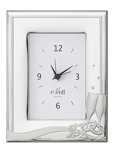 El Faro Reloj 25 Aniversario 10x15 Personalizado para Bodas Plata