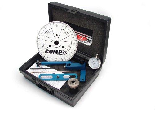 Camshaft Degree Kit for GM Gen III/IV LS-Type, Cylinder heads OFF Engine - COMP Cams 4942
