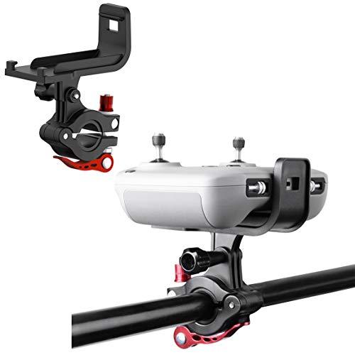 Linghuang Fahrrad Klemm Fahrrad Halterung für DJI Mavic Air 2 / Mini 2 / Air 2S Drohnen Fernbedienung Zubehör Lenker Halter 22-26mm