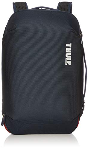 Thule Subterra Carry-On Duffel 40L Bagaglio a mano (versatile come zaino o come borsa a tracolla) Mineral