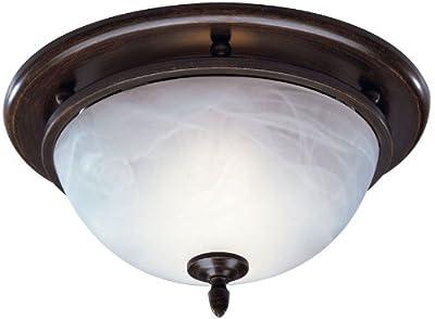 Broan 754RB Decorative Ventilation Fan and Light