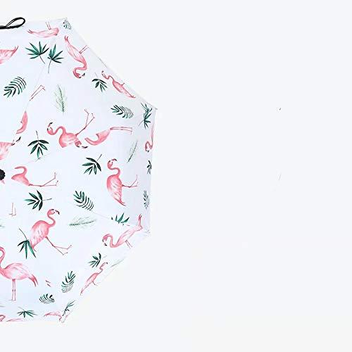 no logo YYouRuiSpot 50% Sun Umbrella Vinyl Sunshade Sunscreen Ultra Light Compact Portable Pocket Umbrella Female Sunny Rain Dual-Use Umbrella