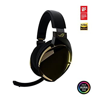 ROG Strix Fusion 700 Virtual 7.1 LED Bluetooth Gaming Headset for PC, PS4, and Nintendo Switch with Hi-Fi Grade ESS DAC, ESS Amplifier, Digital Microphone, Bluetooth and Aura Sync RGB Lighting (B07FK76DMF) | Amazon price tracker / tracking, Amazon price history charts, Amazon price watches, Amazon price drop alerts