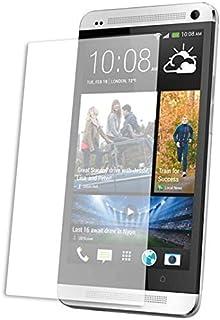تيمبريد جلاس - واقي شاشة صلب مقاوم للكسر بحماية زجاجية لجوال اتش تي سي ون ام8 2014 HTC ONE M8