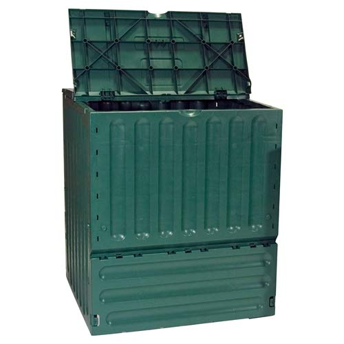 Find Discount Imtinanz Beautiful Green Recycled Plastic Compost Bin