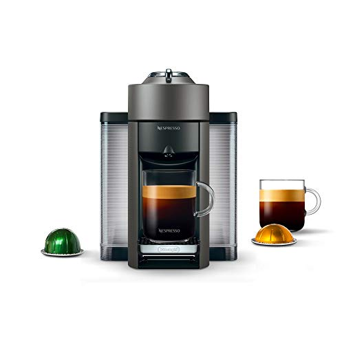 Nespresso Vertuo Evoluo Coffee and Espresso Machine by De'Longhi, Titan