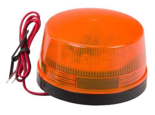 LED Blitzlicht 24V Orange für Innen und Außenbereich