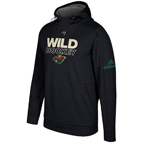 St. Louis Blues Adidas NHL Men's 2017 Authentic Pro Hooded Sweatshirt