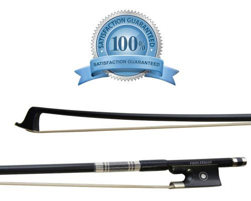 Fiddlerman Carbon Fiber Violin Bow 3/4
