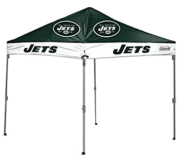 Rawlings NFL Instant Pop-Up Canopy Tent with Carrying Case 10x10