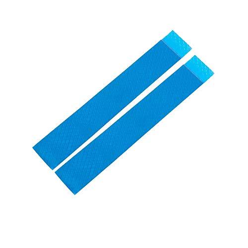 Gelid Solutions GP-Ultimate - Thermal Pad 120x20x1.5mm (2pcs). Ausgezeichnete Wärmeleitung, Idealer Lückenfüller. Einfache Installation Wärmeleitfähigkeit 15W