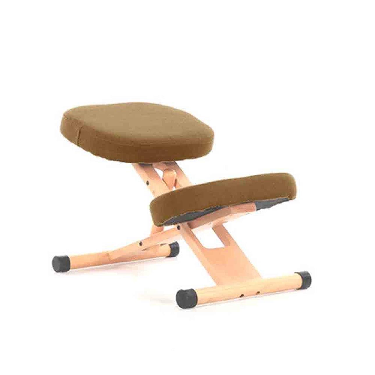 下線時一般的な人間工学に基づいたひざまずく椅子、高さ調節可能な人間工学に基づいたひざまずく、ホームオフィスの整形外科の姿勢の椅子、A7