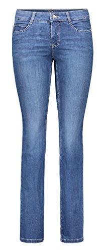 MAC Damen Jeans Dream 5401 mid Blue Authentic wash D569 (44/30)