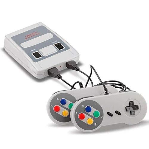 Mini Video Game Emulador Com 620 Jogos e 02 Controles