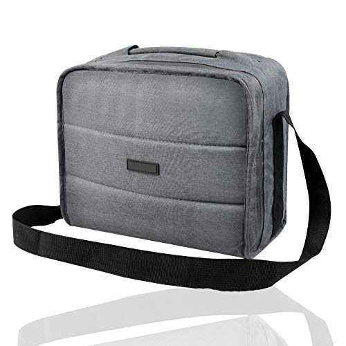 Portable Travel Bag 13.4inch, Waterproof for Accessories Cleaning Use Briefcase