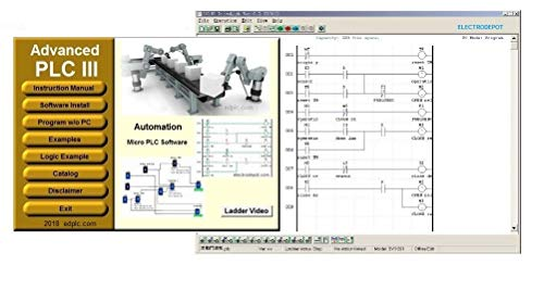 Plc Programming Software With Ladder Logic And Function Diagram Buy Online In Burkina Faso At Desertcart Productid 12548044