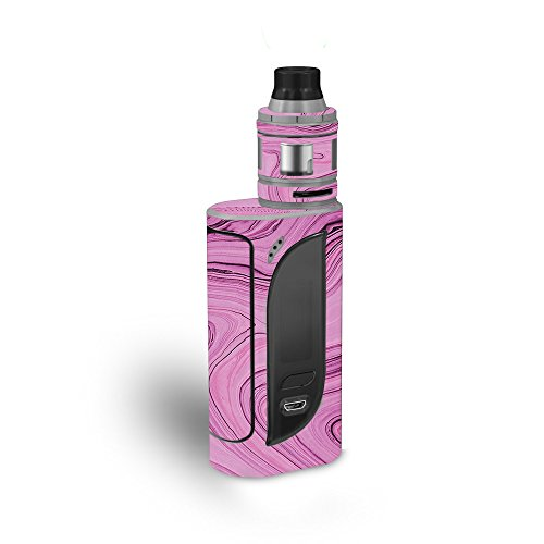 MightySkins Skin Compatible with Eleaf iKonn 220 - Pink Thai Marble | Protective, Durable, and Unique Vinyl Decal wrap Cover | Easy to Apply, Remove, and Change Styles | Made in The USA