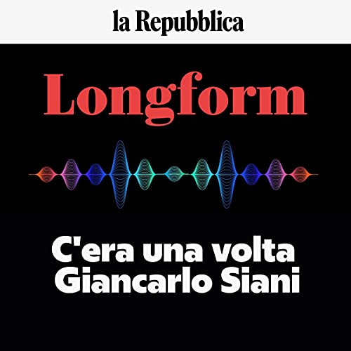C'era una volta Giancarlo Siani copertina