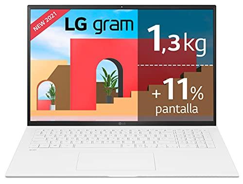 LG gram 17Z90P Windows 10 Home, Ultraligero de 43.2 cm...