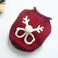 犬冬犬ジャケット犬衣装クリスマス衣装サイズ子犬服,5,XXL