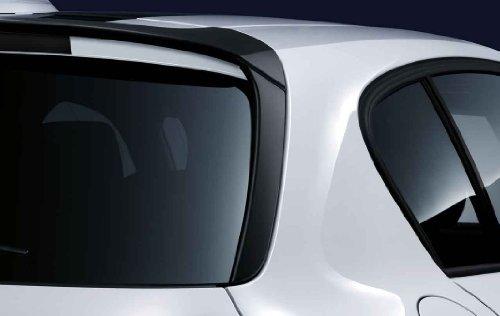 BMW MPerformance Heckfinnen Schwarz