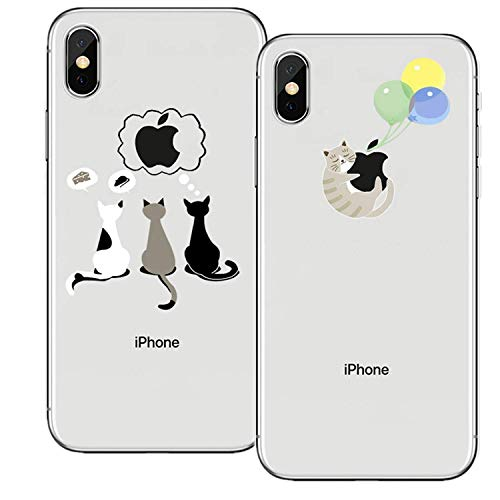 Best Buy! iPhone 11 Case, 2 PCS [Anti-Scratch] [Shockproof] Clear Soft TPU Cushion Cover, Protective...