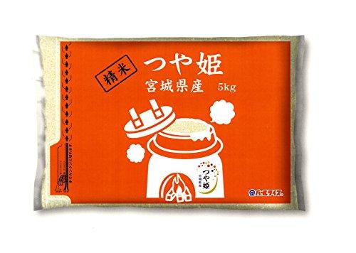 【精米】 [Amazon限定ブランド] 580.com 宮城県産 白米 つや姫 5kg 令和2年産