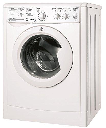 Indesit IWC 60851 C ECO IT Libera installazione Carica frontale 6kg 800Giri/min A+ Bianco lavatrice