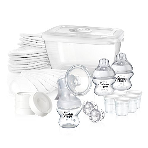 Tommee Tippee Closer to Nature - Kit lactancia