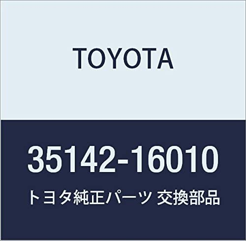 Genuine Toyota Parts - Gasket Max 48% OFF 35142-16010 Max 66% OFF Transmission