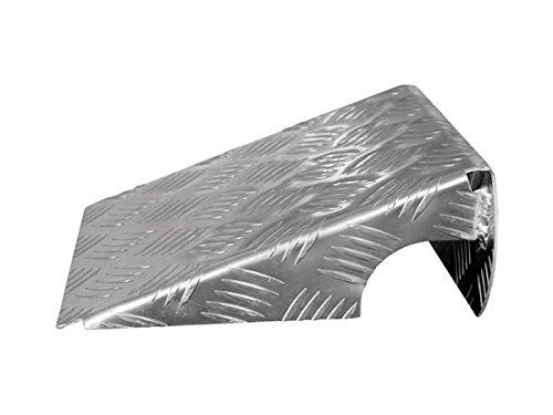 TOOLLANDTL73109Lot de 2 rampes d'accès en aluminium