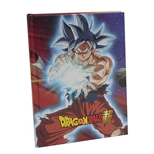 Giochi Preziosi Dragon Ball 19 Diario Scuola 10 Mesi, Formato Standard, 320 Pagine, Grafiche Assortite