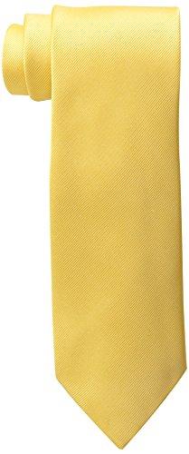 Izod Chesapeake Herren-Krawatte, gelb, Einheitsgröße