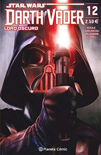 Star Wars Darth Vader Lord Oscuro nº 12/25 (Star Wars: Cómics Grapa Marvel)