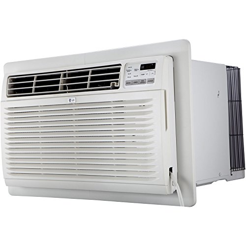 LG LT1237HNR 11,200 BTU Heat Air Conditioner, 230V, White