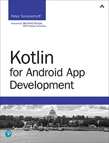 Kotlin for Android App Development (Developer's Library)