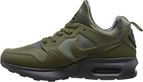 Nike Herren Air Max 90 537384 Sportschuhe - Grün (Medium Olive) , 43 EU