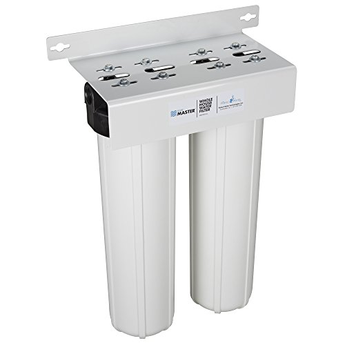 Home Master HMF2SDGC Whole House Water Filtration System review