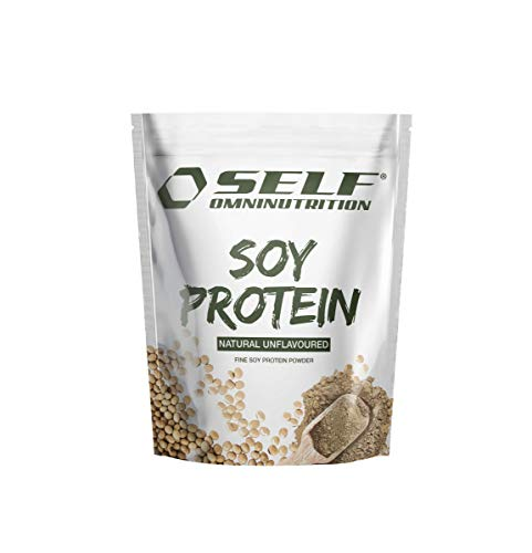 Self Omninutrition Soy Protein Powder, Natural