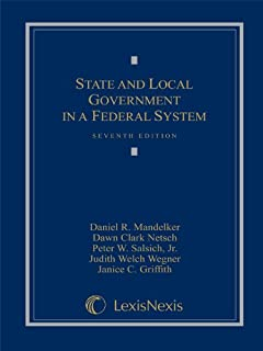 State and Local Government in a Federal System