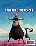 Immagine 1 ferdinand spot the difference bull