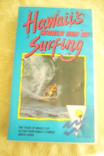 Hawaii's World Cup Surfing [VHS]