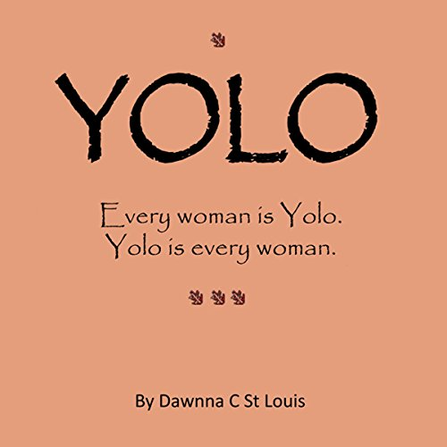 Yolo audiobook cover art
