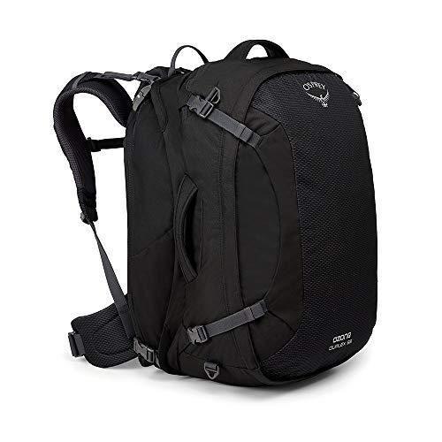 Osprey Ozone Duplex 65 Reisetasche für Männer - Black O/S