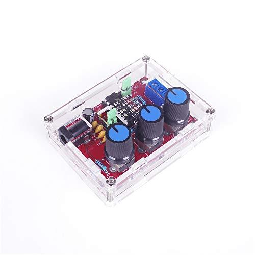 ANGEEK XR2206 1Hz -1MHz Function Signal Generator DIY Kit Sine/Triangle/Square Output Signal Generator Adjustable Frequency Amplitude(DIY Kit)