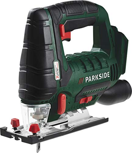 Parkside PSTDA 20-Li A1 - Sierra de calar pendular (sin batería y sin cargador X20 V)