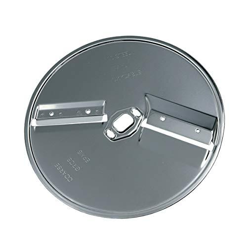 Raspelscheibe Reibscheibe Wendescheibe Reibe Raspel grob/fein für Durchlaufschnitzler Küchenmaschinen ORIGINAL Bosch Siemens 00083576 083576 auch Gorenje Privileg Turmix
