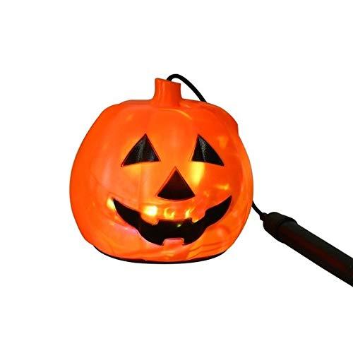 Yi Xuan Decoración casera Creativa de Halloween de la lámpara de Calabaza Calabaza portátil manija lámpara de operación de la lámpara la Noche Fiesta de Halloween (Color : A1)
