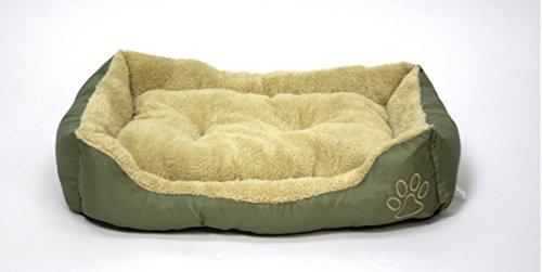 Haustierbett Hundebett Katzenbett Korb Sofa Kissen Decke Hunde Katzen Deko Bett
