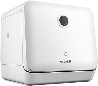 RAPLANC Instalación círculo Cocina lavavajillas doméstico Gratuito Mini Mini Tazón automática Lavadora de desinfección y esterilización UV